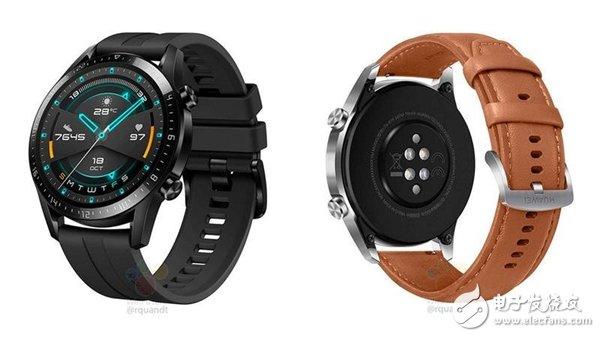 华为智能手表WatchGT2将于9月19日发布