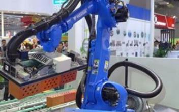 工业机器人将让生产过程变得智能化