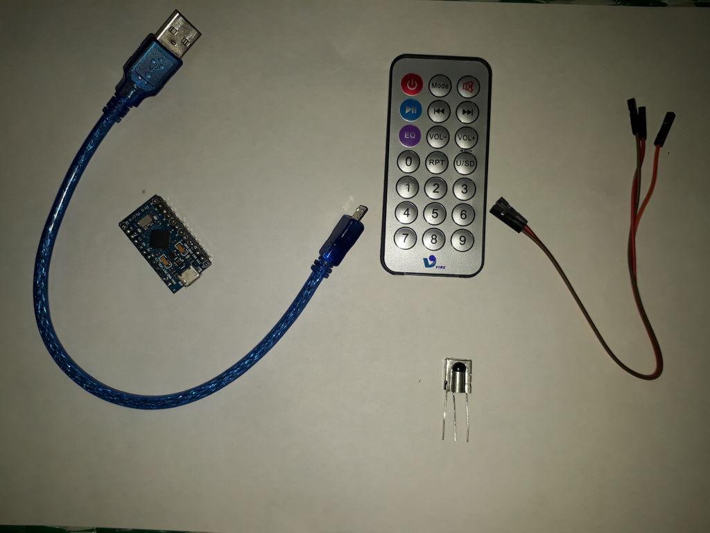 如何制作一个迷你无线键盘