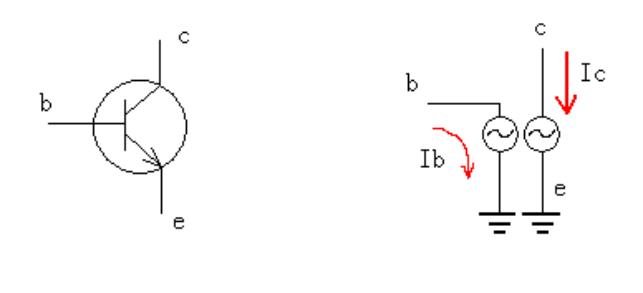 NPN型三极管的工作原理是什么?
