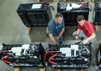 电池再利用技术合作