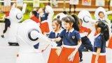 两江新区42所中小学及公办幼儿园配置了65间人工...