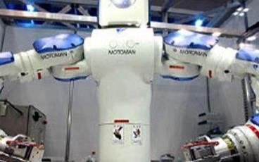 工业机器人将会拓展到更多的应用领域中