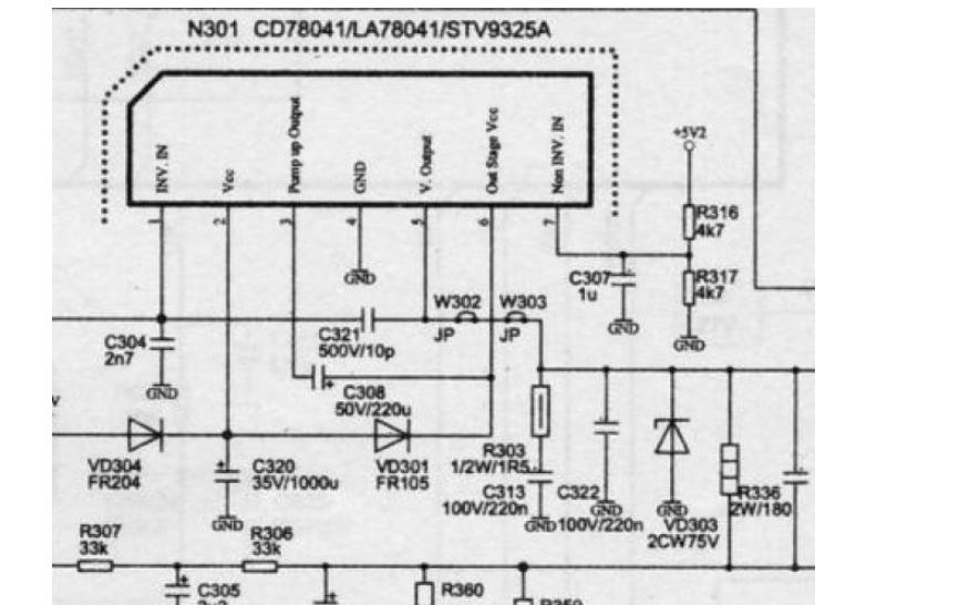 海信TF29R08N机芯应该如何才能进入总线详细方法说明