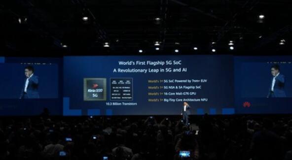 华为发布麒麟990系列芯片,华为海思芯片发展历史