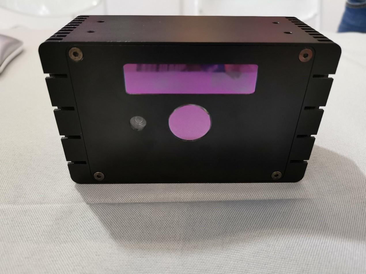 洛伦兹展示的IT系列激光雷达传感器
