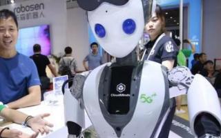 因为成本的原因限制了机器人的普及