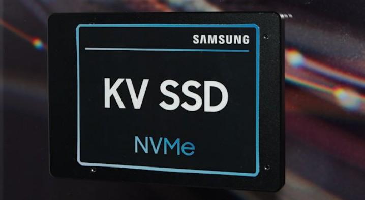 三星推出符合密钥存储设备行业标准的key-value SSD原型