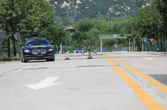 北京自动驾驶测试道路须在五环外,不得在早晚高峰测试