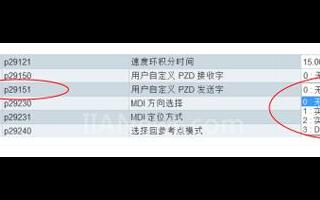 工控系统中PLC如何读取V90PN的各项参数