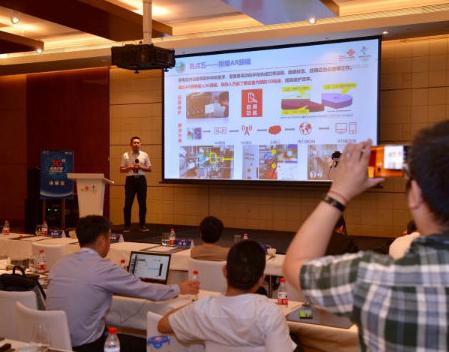 工信部在無錫成功舉行了第二屆綻放杯5G應用大賽與中國聯通專題決賽