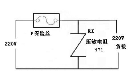 压敏电阻的作用及标称参数
