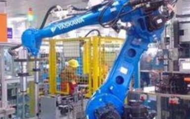 关于工业机器人的六个轴指的是什么