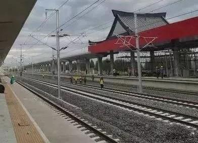 今年9月底京张高铁沿线基站全线开通