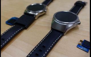 谷歌发布新款手表可支持悬浮触控