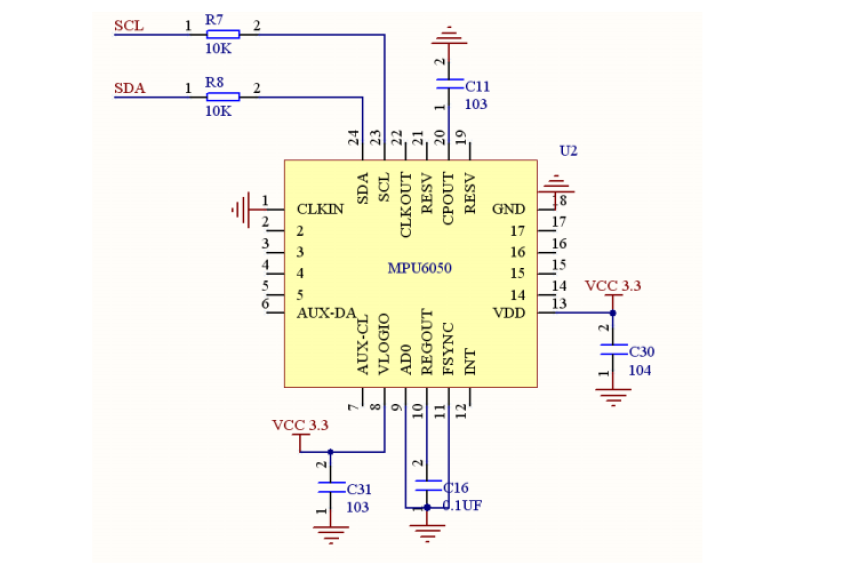 MPU6050是什么?MPU6050的详细资料说明