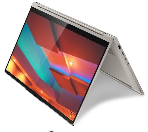 联想推出搭载4K翻转屏的Yoga C940翻转笔记本电脑