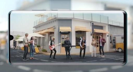 华为Mate 30系列新功能曝光能实现多人视频拍摄替换背景
