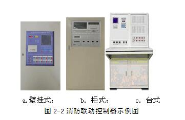 消防联动控制器的分类_消防联动控制器功能和性能