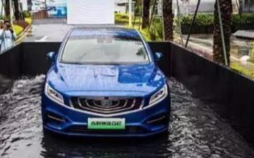 纯电动汽车如果淌水了会有漏电现象吗