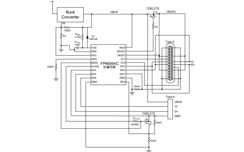 TDM3478 N通道增强型MOSFET的数据手册免费下载