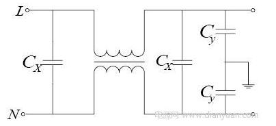 開關電源產生電磁干擾的原因分析
