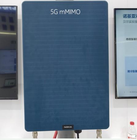 诺基亚液冷基站将破解运营商5G建网高功耗的难题