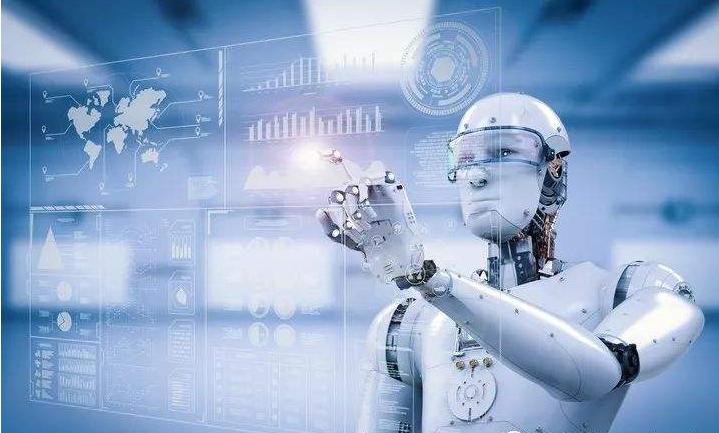 智能机器人扫一扫鸡的面部,就可以识别它们的活跃度