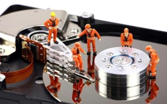 电脑的硬盘出现了异常和坏道如何在家自己维修详细方...