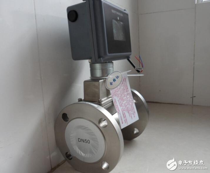 气体涡轮流量计安装及接线方法