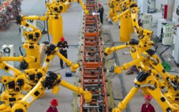 工业机器人的发展前景将是一片光明