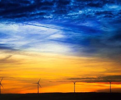 区块链技术是可再生能源未来的关键