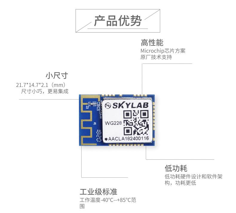 介绍一款支持WiFi Direct的SPI接口WiFi模块