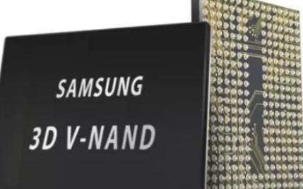 三星推出功耗更低的第六代V-NAND存储器