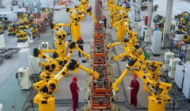 工业机器人的性能特征_工业机器人主要技术参数