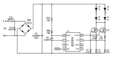 基于DoB线性IC的LED驱动方案介绍