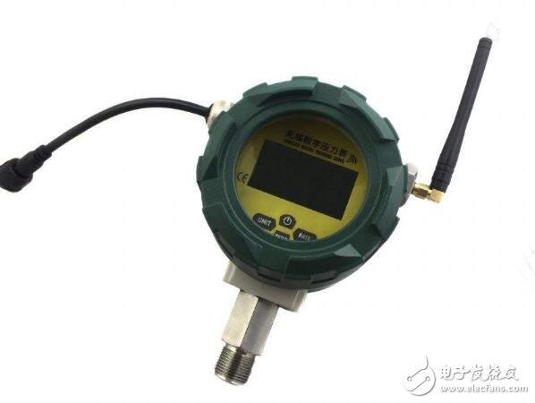 无线压力传感器原理_无线压力传感器动态特性