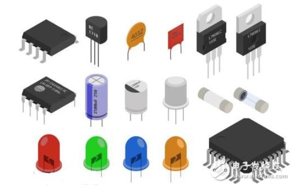 如何识别电子元器件常用元器件的表示方法和识别方法等资料概述