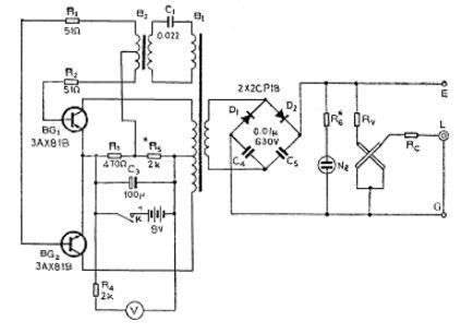 晶体管兆欧表原理_晶体管兆欧表的使用方法