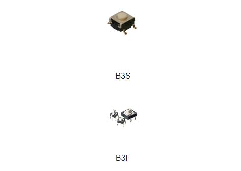 轻触开关的基本构造和主要用途