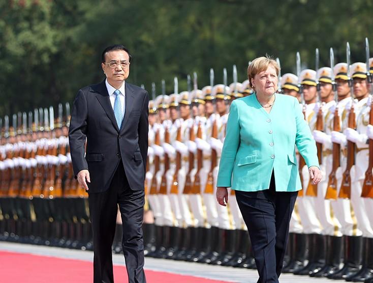 我国与德国一起为了未来智能化商讨制定自动驾驶、AI等国际标准