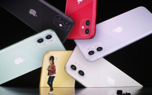 苹果新iPhone 11性能、价格和详参来了!