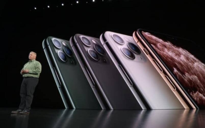 一文汇总苹果最新发布会精彩瞬间 iPhone11和iPhone watch好戏连台