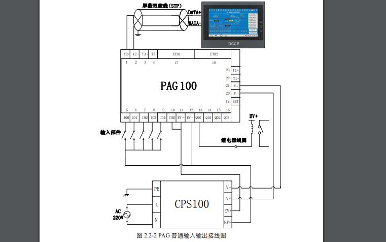 PAG系列可编程控制器的使用手册免费下载使用