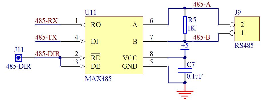 RS232通信接口电路的具体结构以及工作原理解析