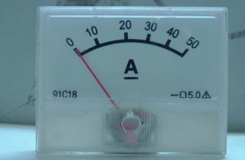 如何测量电流电压_测量电流和电压的注意事项