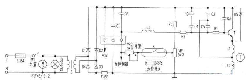 超聲波加濕器的工作原理與故障檢修分析