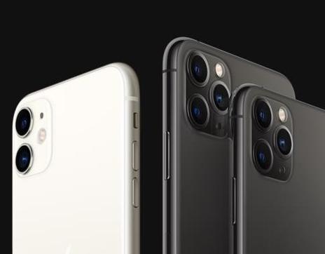 iPhone 11 Pro和iPhone 11 Pro Max公布将都支持双卡双待