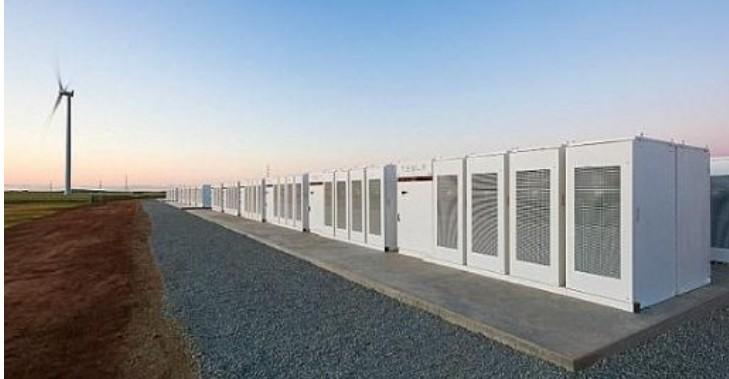 全球八大电池储能项目