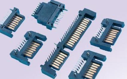 计算机相关技术中拥有各种不同形式的IDC连接器